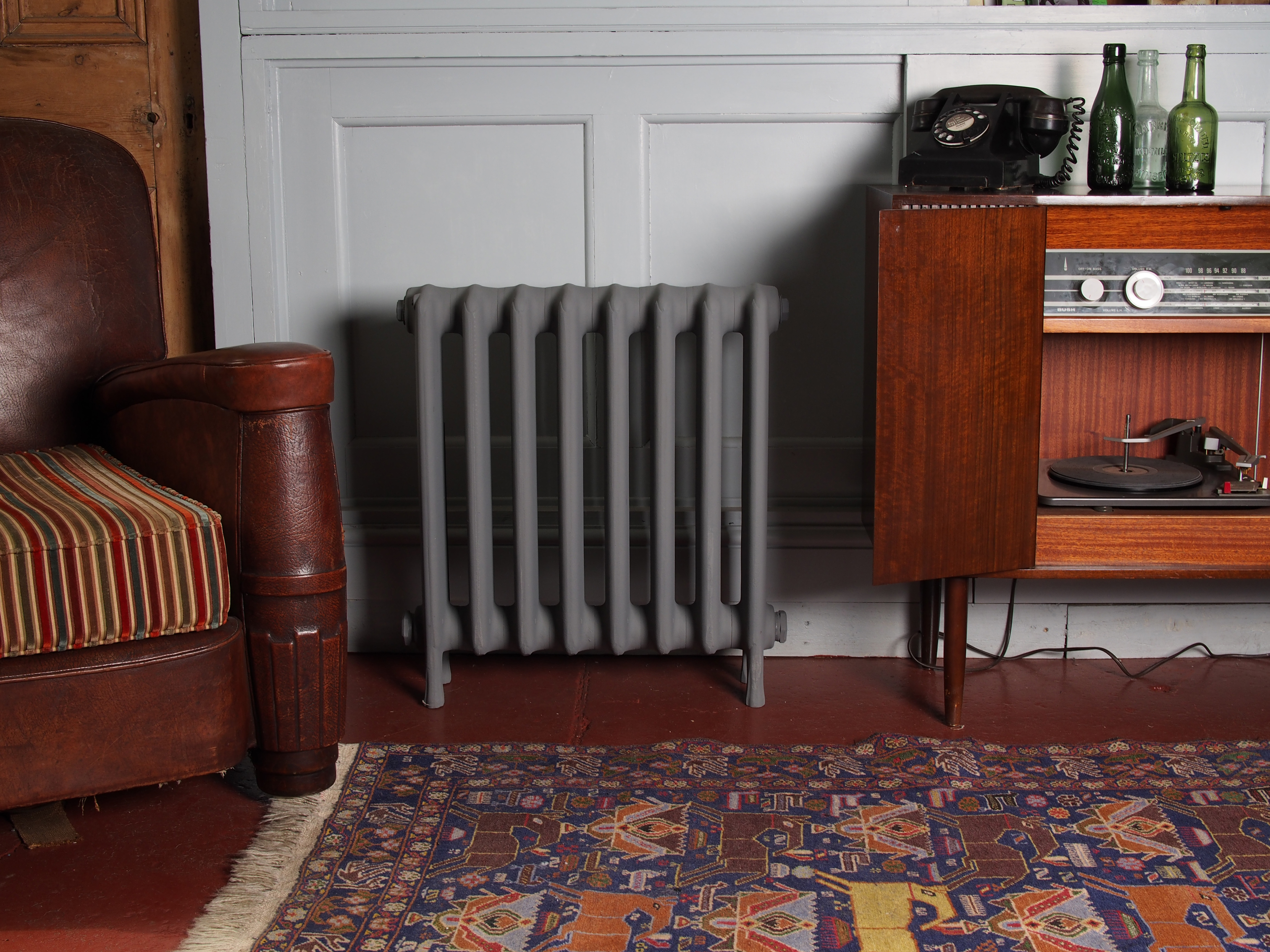 Traditional Radiators How To Find The Perfect Design For Your Period Home Real Homes