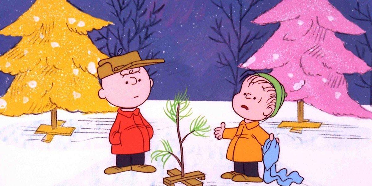 Charlie Brown and Linus van Pelt in A Charlie Brown Christmas (1965)