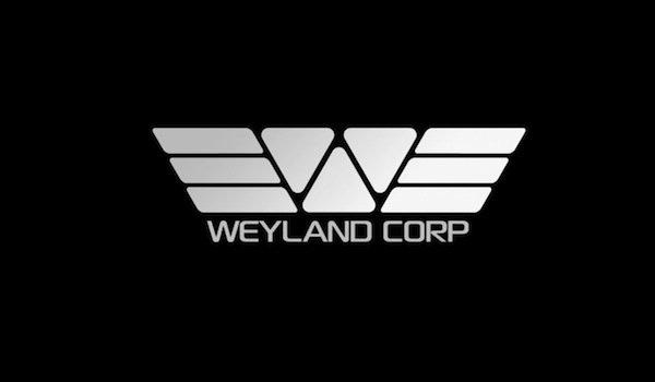 alien weyland corp logo