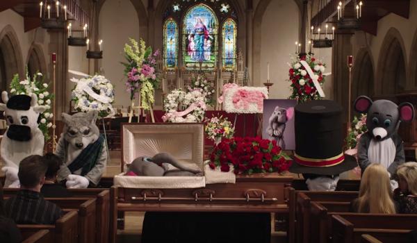 Mascots Funeral