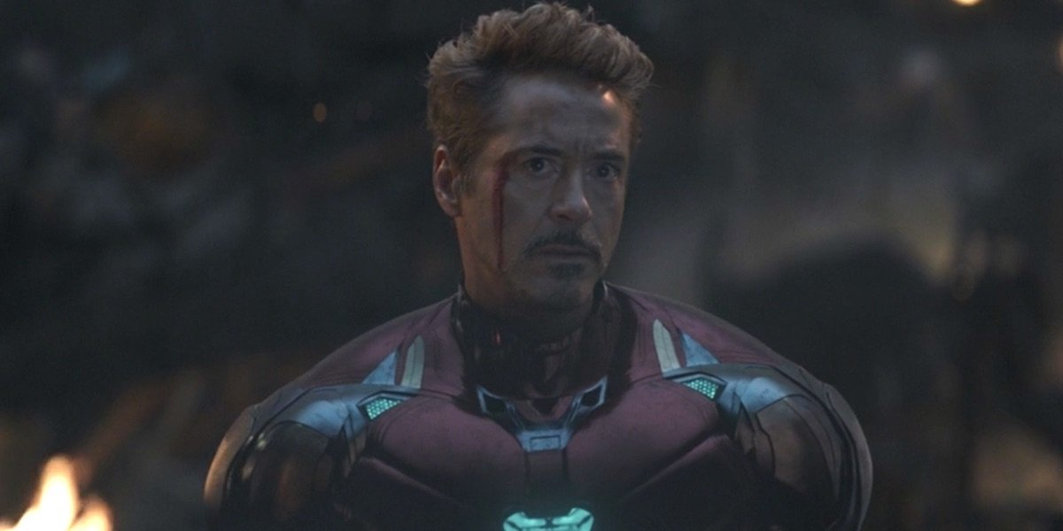 Iron Man in Endgame
