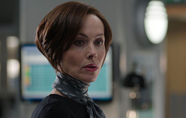 Connie Beuchamp (Amanda Mealing) in Casualty