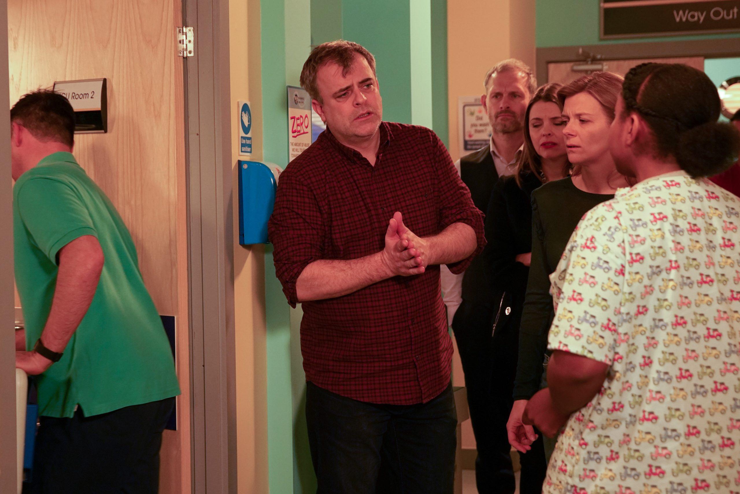 Spoilers en Coronation Street: Leanne y Steve McDonald reciben noticias devastadoras ...
