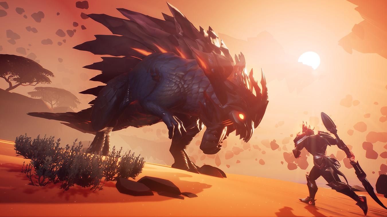 Dauntless goes into full release next week   PC Gamer