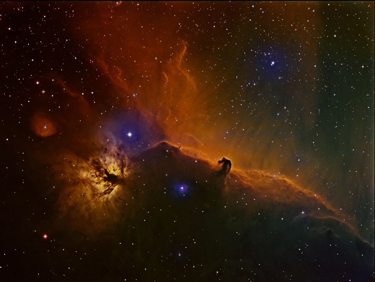 horsehead nebula pictures - HD1024×771