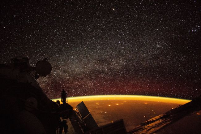 AIrglow Earth