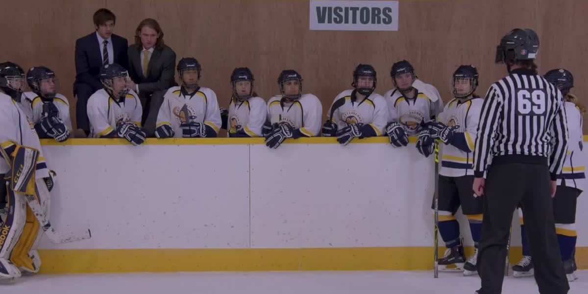 The hockey team from Letterkenny