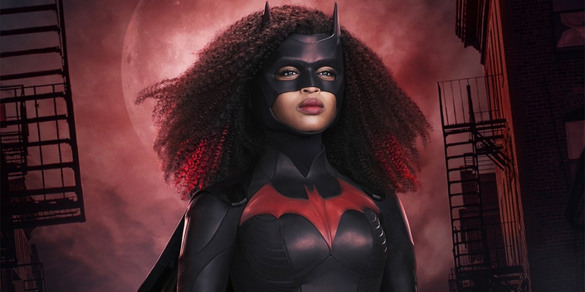 Javicia Leslie as Ryan Wilder/Batwoman for Batwoman Season 2.