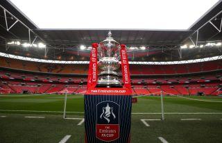 FA Cup Final File photo
