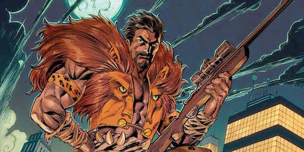 Kraven the Hunter comics