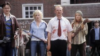 An image from Shaun of the Dead - one of the best movies on Amazon Prime Video