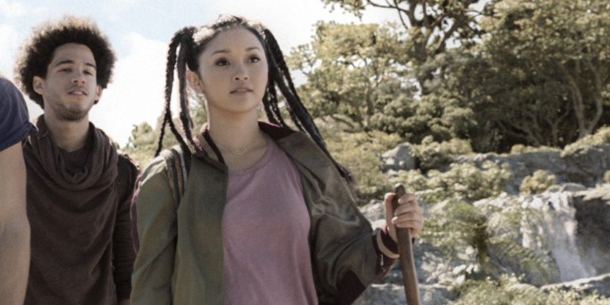 Lana Condor - Alita: Battle Angel