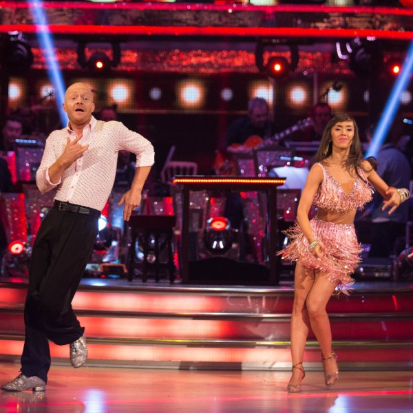 Jake Wood took part in Strictly Come Dancing