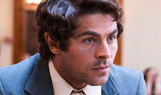 Zac Efron as Ted Bundy.