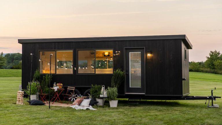Escape Vista Boho XL Custom Designed for The IKEA® Tiny Home Project