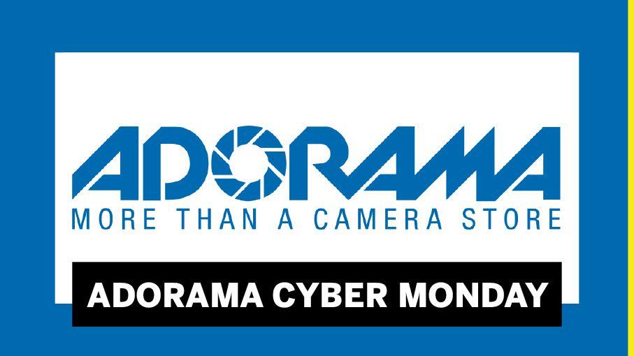 Adorama Cyber Monday 2019: get amazing camera deals and discounts!