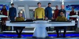 Comparing The Star Trek Reboot Movies To The Next Generation And The Original Series
