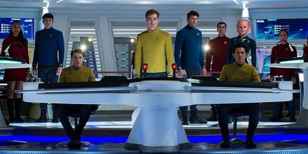 Star Trek Beyond Kelvin timeline crew