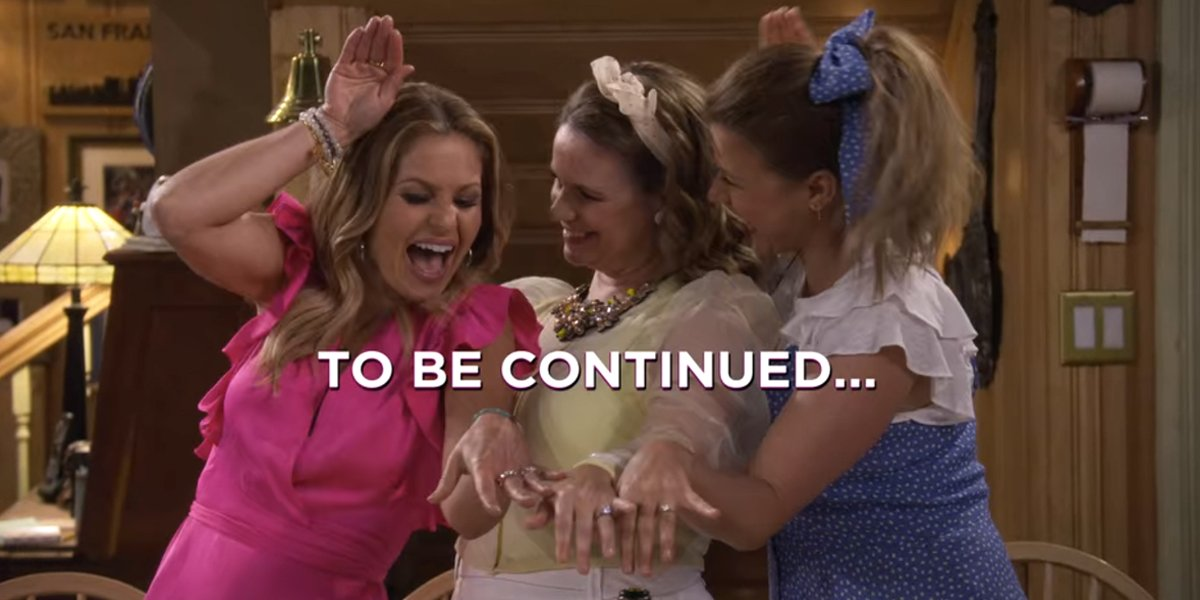 Fuller House Season 5 Episode 9 to be continued engagement rings Netflix