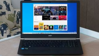 You won't need to use the Microsoft Store to install Windows