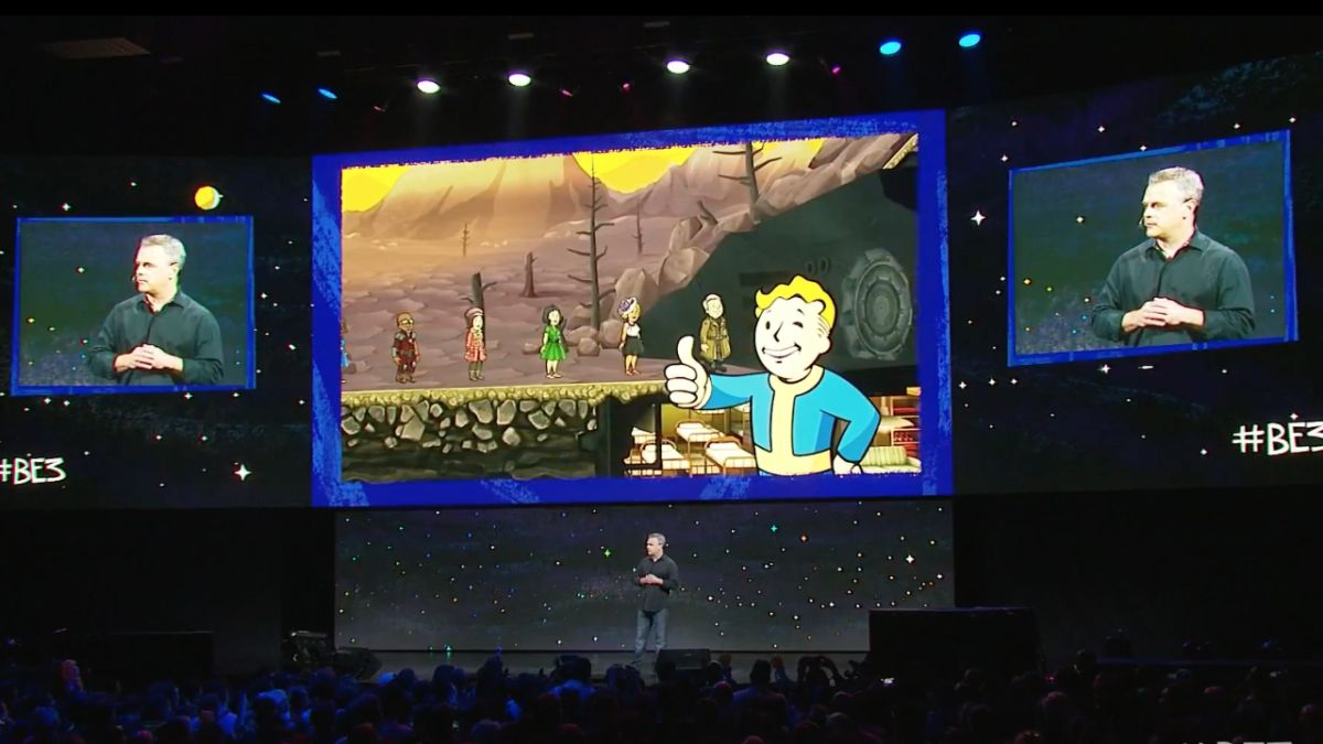"Bethesda won't hold a virtual press conference this June, but promises more news ""in the coming months"""