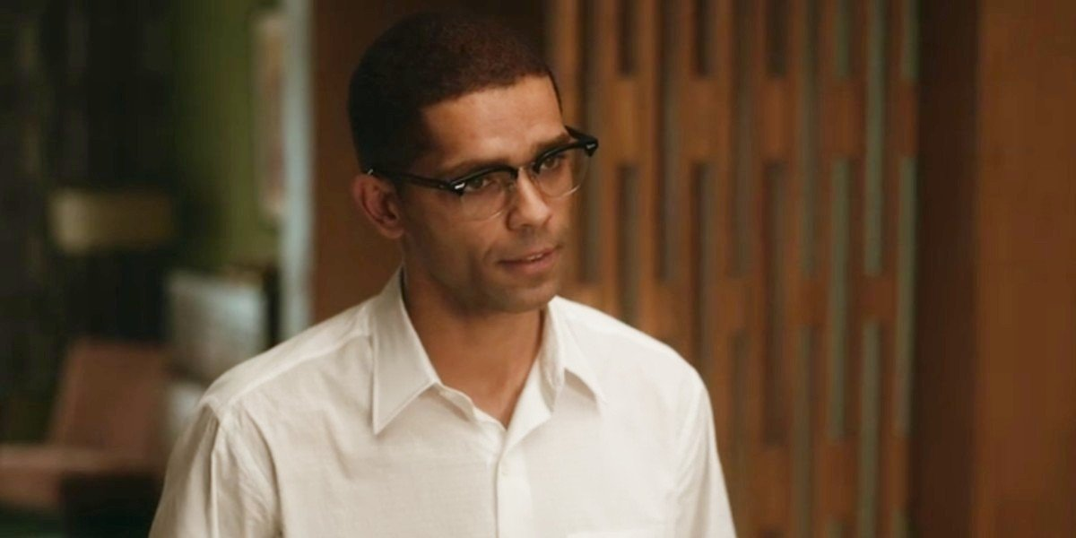 Kingsley Ben-Adir as Malcolm X in One Night In Miami