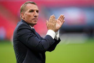 Leicester City v Manchester City – FA Community Shield – Wembley Stadium