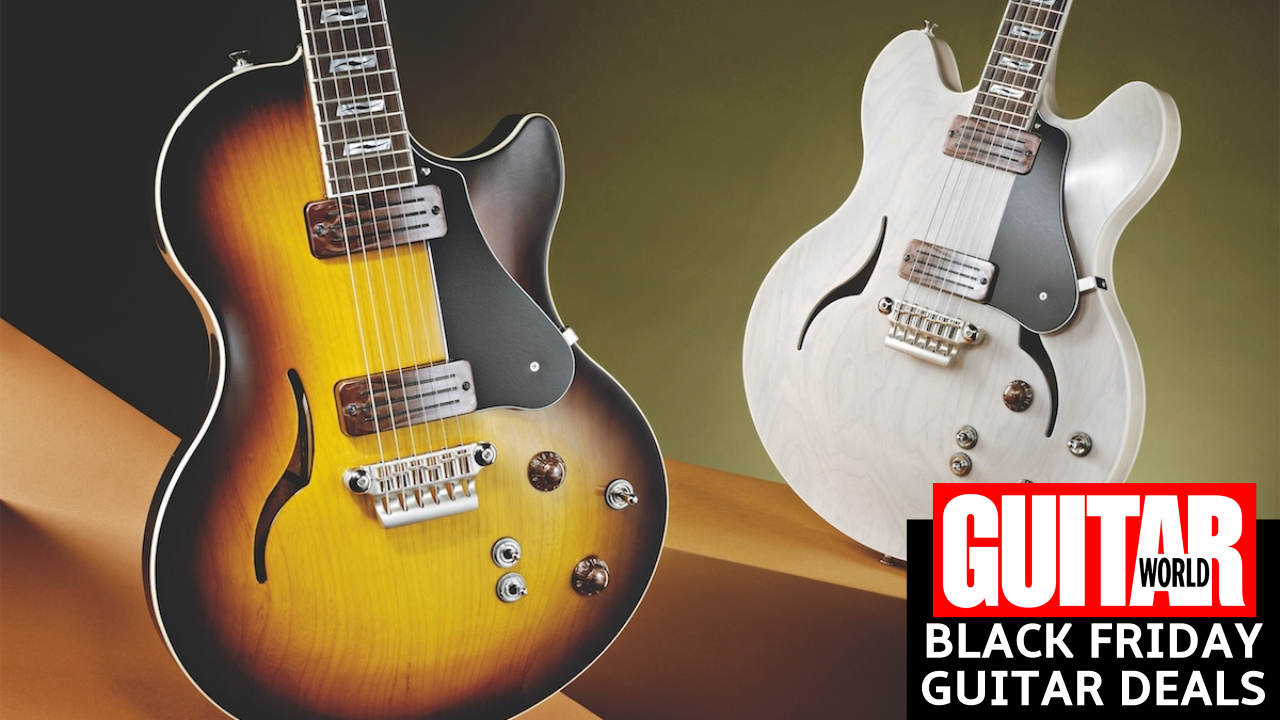 Black Friday Guitar Deals 2020 The Latest News And All The Best Deals In One Place Guitar World