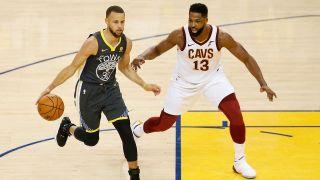 Golden State Warriors vs Cleveland Cavaliers: NBA Finals