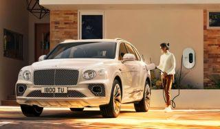 Bentley EV SUV