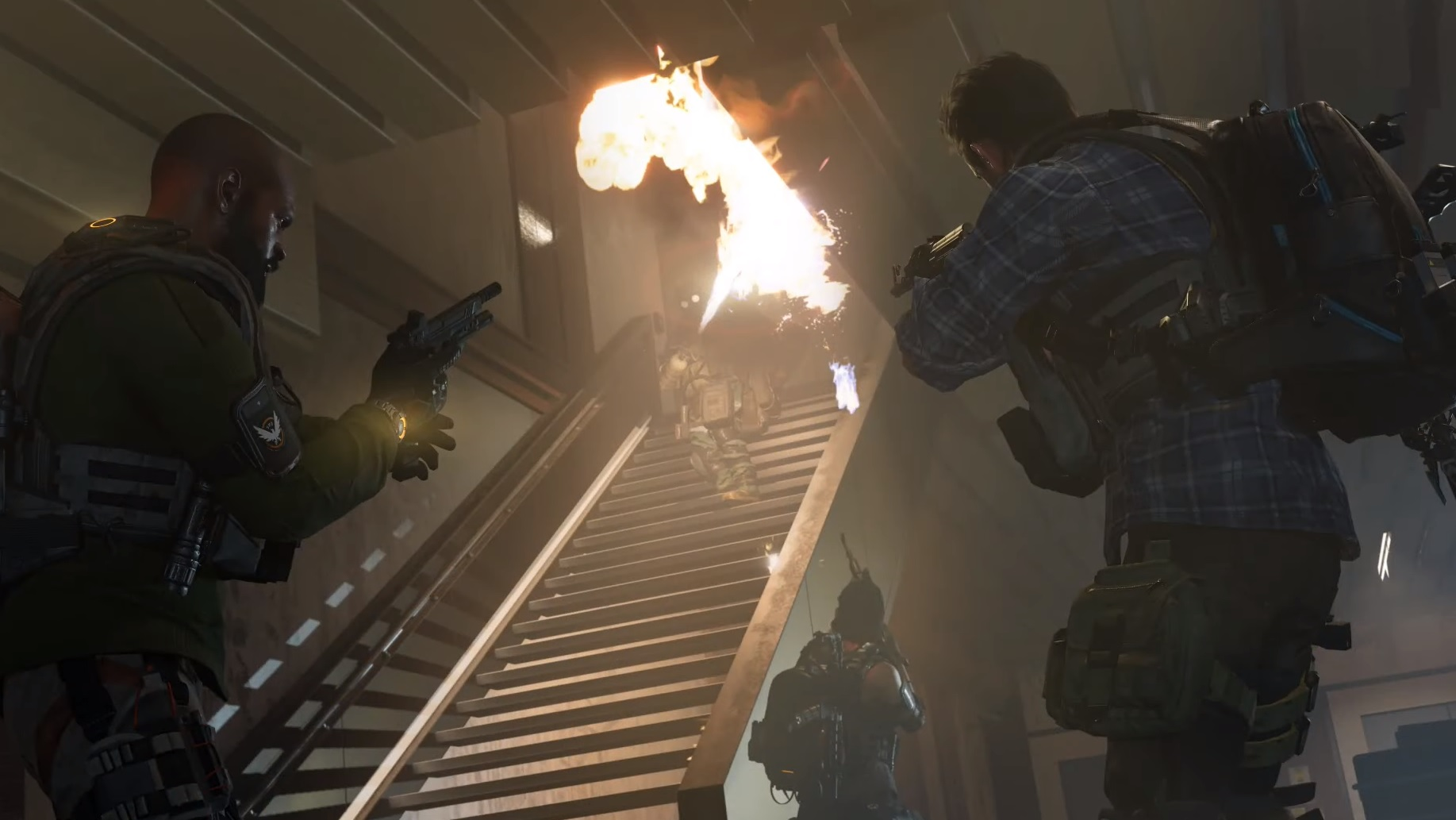 The Division 2's new mode sounds like The Raid but in a 100-story skyscraper