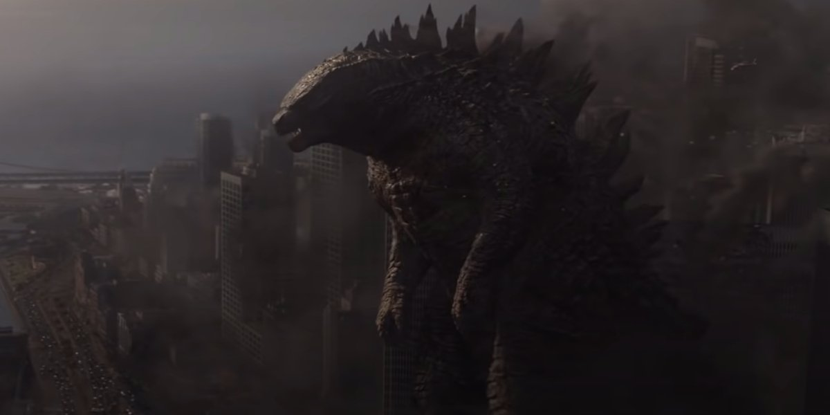 Looks Like Godzilla's Re-Release Is Going To Fix A Major Complaint