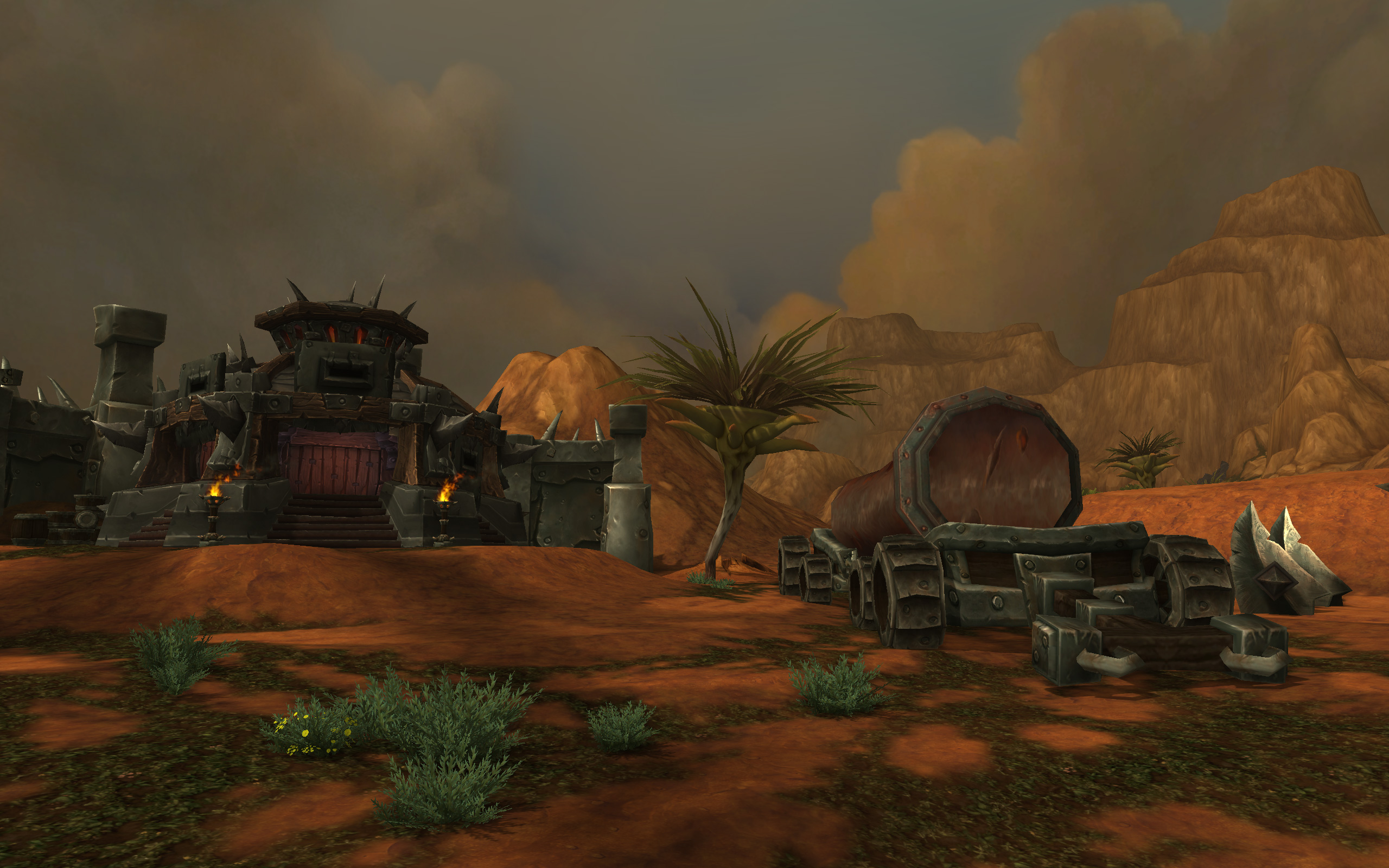 World Of Warcraft: Warlords Of Draenor Screenshots Travel To First Dungeon #30653