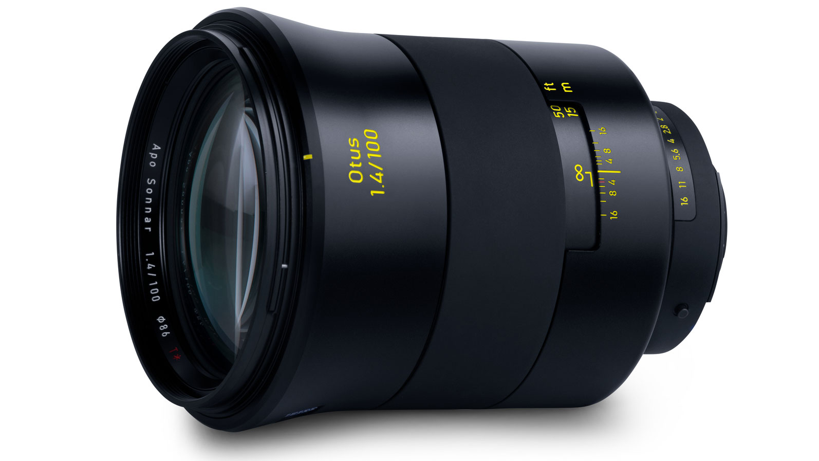 The ZEISS Otus 1.4/100 costs more than any camera you can fit it to!