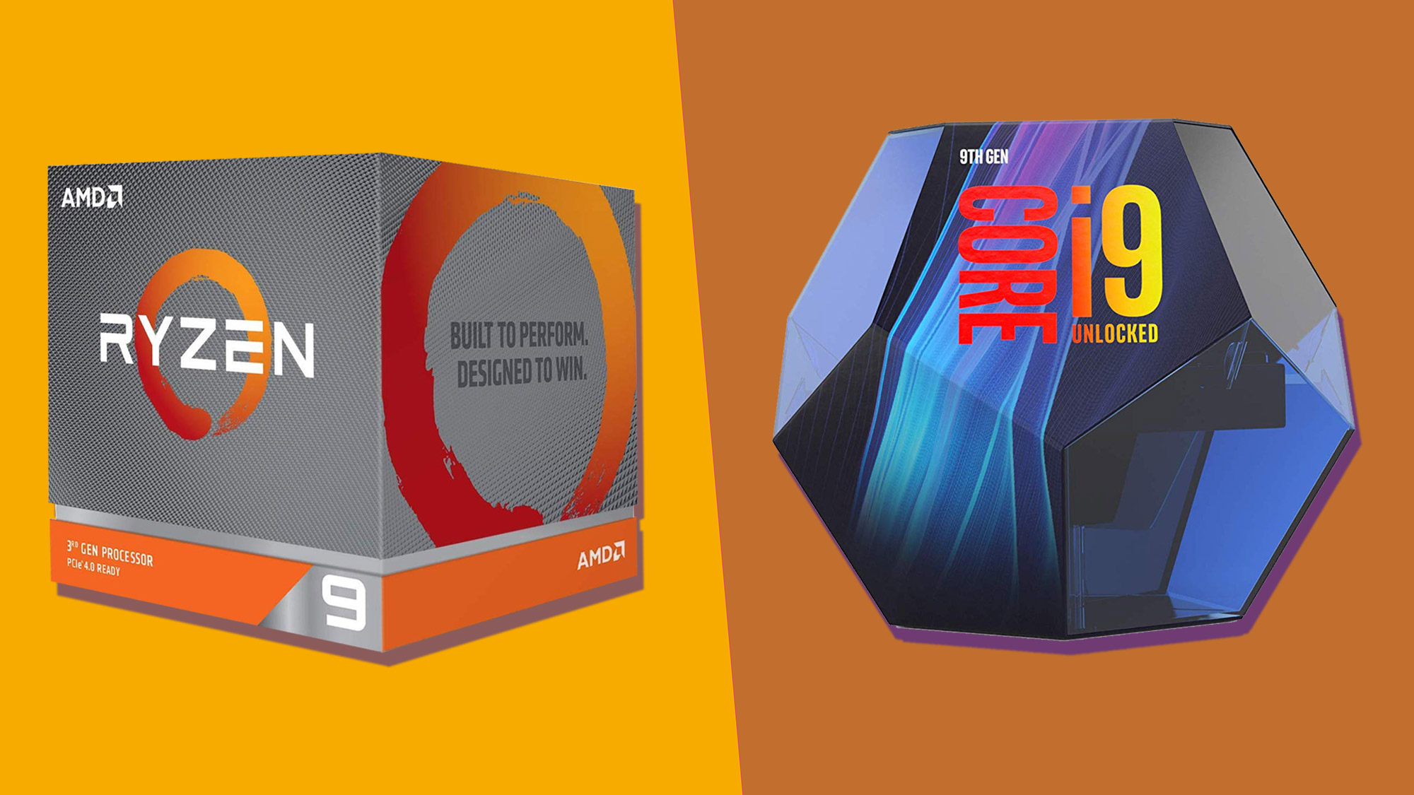 Amd Vs Intel Which Chipmaker Does Processors Better Techradar