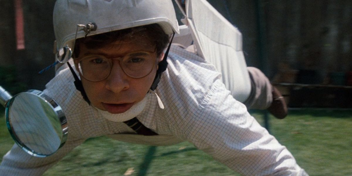 Rick Moranis Popped Up In Rare TV Appearance To Explain What A Lot Of His Characters Have In