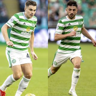 """James Forrest and Greg Taylor are """"unlikely"""" to link up with Scotland in September"""