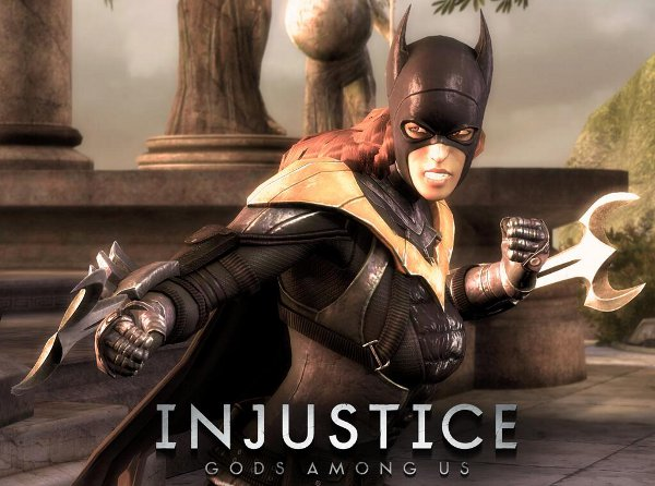 Injustice: Gods Among Us Catgirl Screenshot