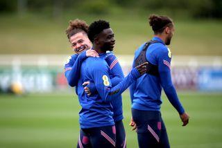 England Training – St George's Park – Thursday June 24th