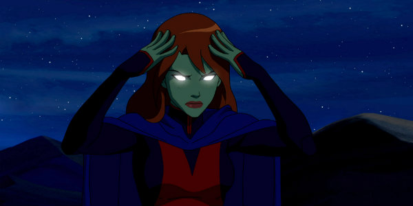 Miss Martian Supergirl