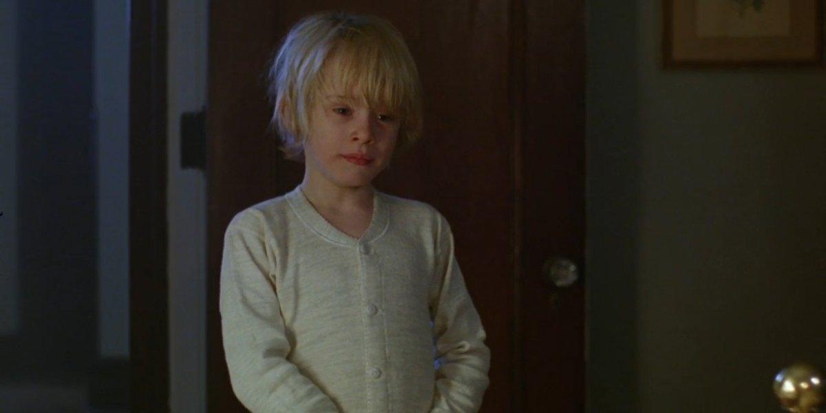Macaulay Culkin in Jacob's Ladder