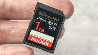 SanDisk Extreme PRO SD UHS-I 1TB UHS-I SD card