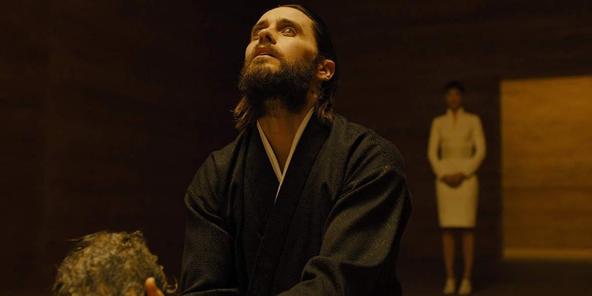 Jared Leto in Blade Runner 2049