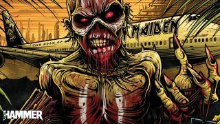 Metal Hammer Iron Maiden Dan Mumford