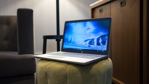 3933866b7610d2 ... HP Pavilion 17 review. School smarts, sharp looks