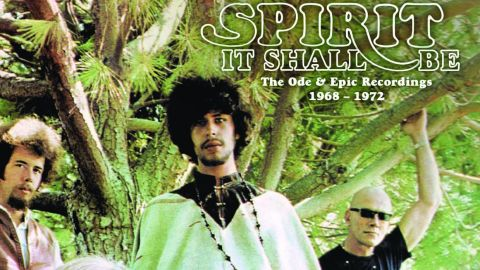 Spirit - It Shall Be - The Ode & Epic Recordings album artwork
