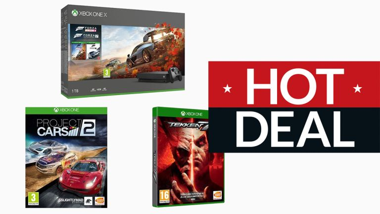 Save £137 on this hot Xbox One X bundle to celebrate Black Friday