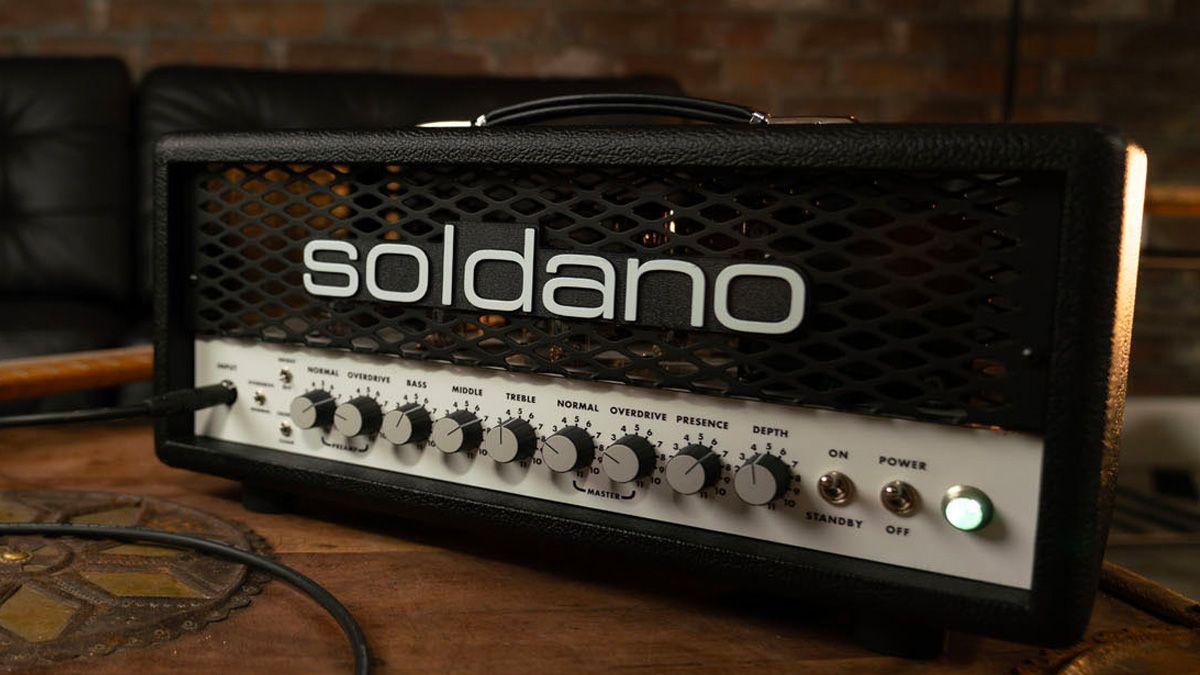 Soldano Super Lead Overdrive 30 Review