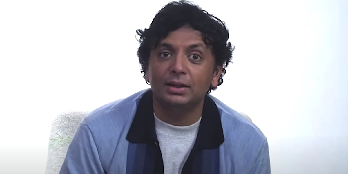 M. Night Shyamalan Hid One Twist From The Studio And It Left Executives 'Completely Flummoxed' After He Screened It