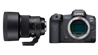 Canon RF mount Sigma